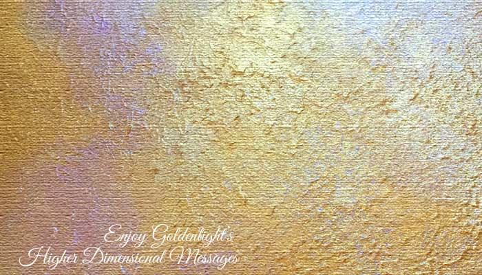 Goldenlight Higher Dimensional Messages