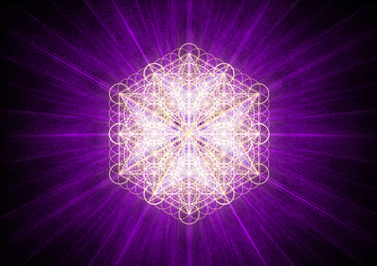 What Is The Violet Flame And How To Use It By Andrew