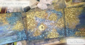Goldenlight Works in Progress ~:~ The Pleiades